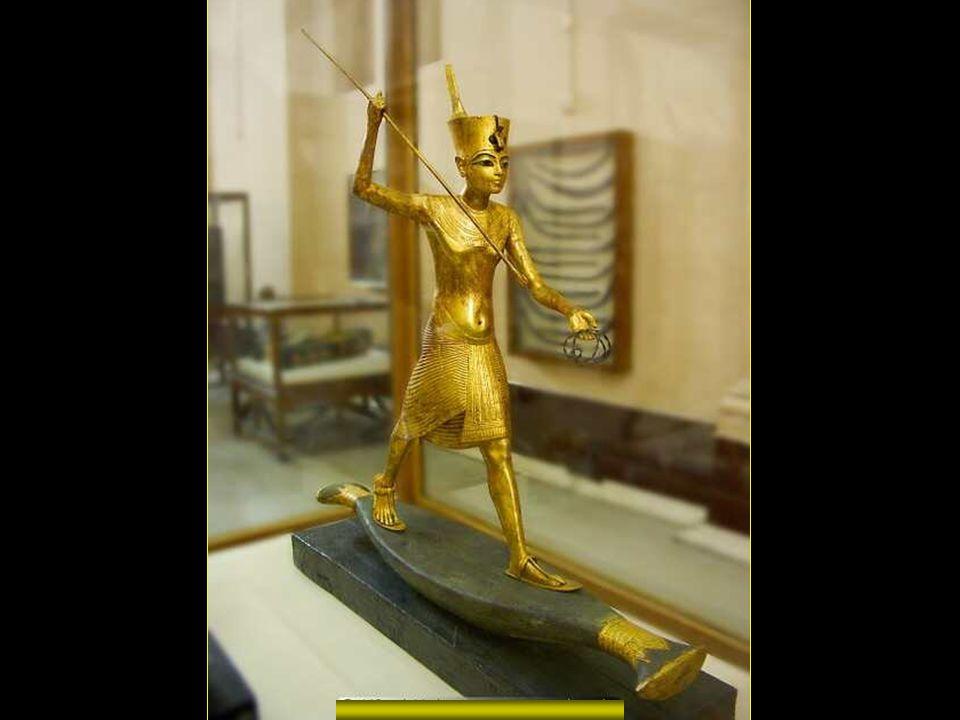 Tutankhamun és Menkau Re