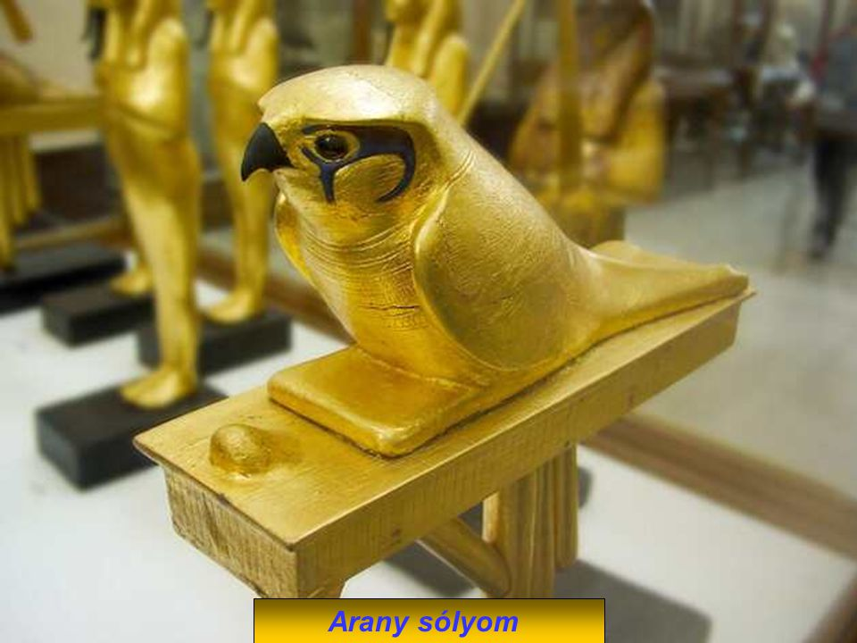 Arany trón