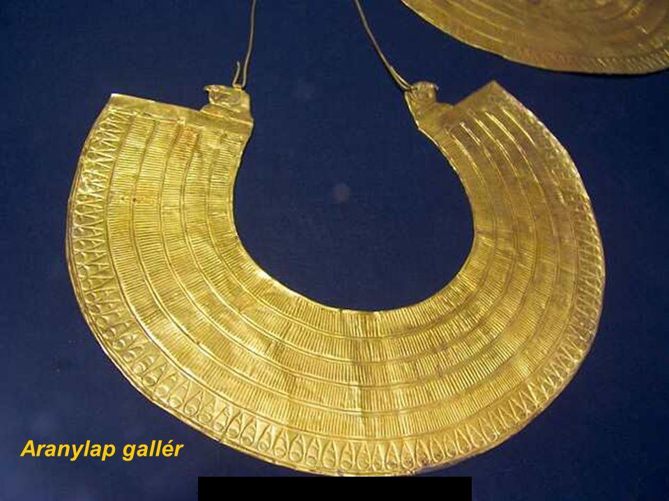 Tutankhamun arany álarca