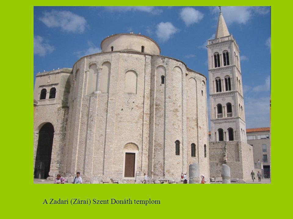 Zadar és környéke (Tengerfehérvárral – Biograd na moru)