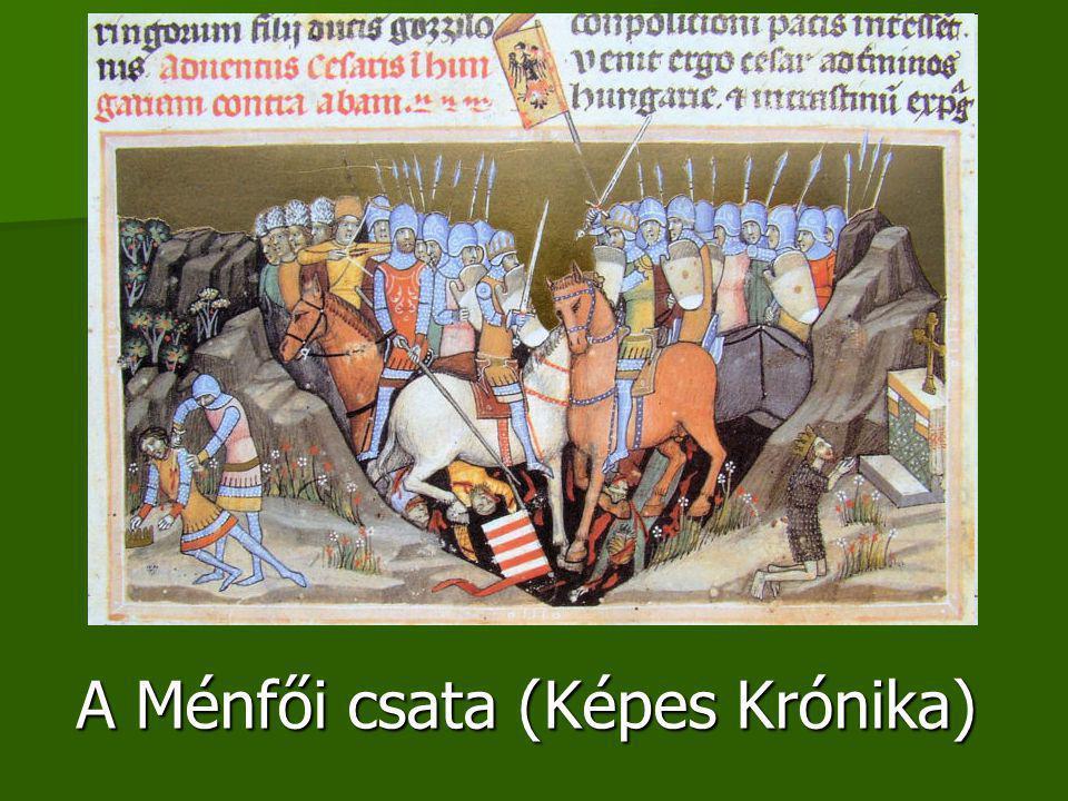 Szent László a Képes Krónikában