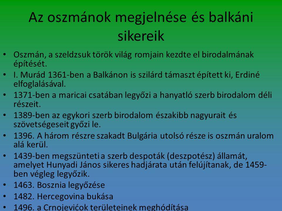 Belgrád és Szerémség elfoglalása I.Szulejmán (1520–1566) tehetséges és ambiciózus uralkodó volt.