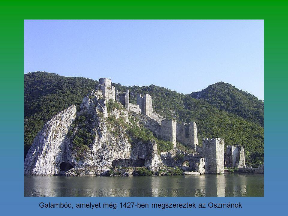 Magyarország védelemi erőfeszítései Az oszmánokkal először Nagy Lajos került konfliktusba.