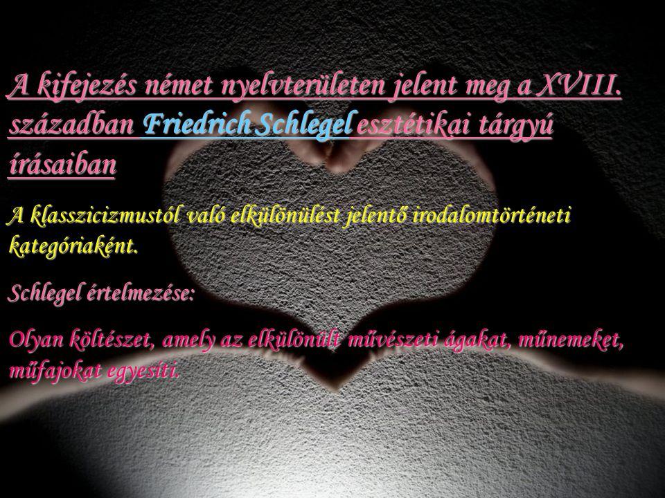 A romantika NEM: RózsaszálHarmatcsepp Átlőtt szív Naplemente Szerelmi vallomás