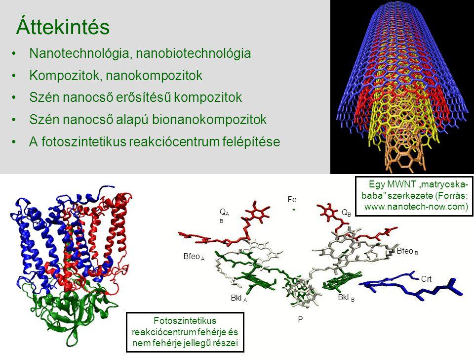 Célkitűzések Szervetlen TiO 2 réteggel borított többfalú szén nanocsövek előállítása és karakterizálása TiCl 4, TiBr 4 prekurzorok és különböző oldószerek alkalmazásával.