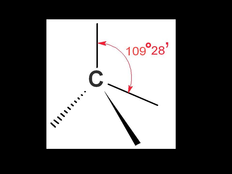  Ha a szénatomhoz négy különböző szubsztituens kapcsolódik, két különböző térbeli szerkezet alakulhat ki, amelyek nem hozhatók fedésbe egymással, és úgy viszonyulnak egymáshoz, mint a tárgy és tükörképe.