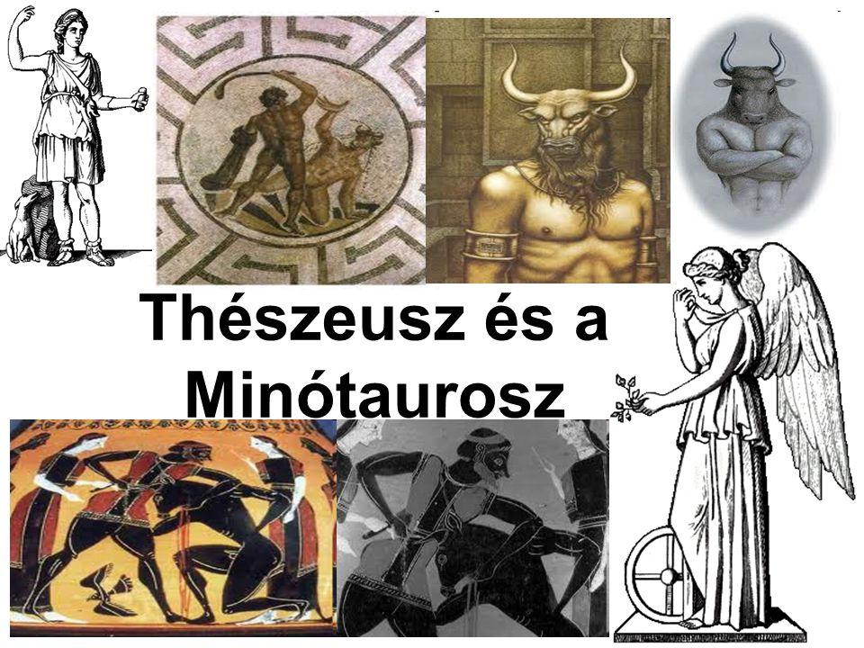 Thészeusz és a Minótaurosz