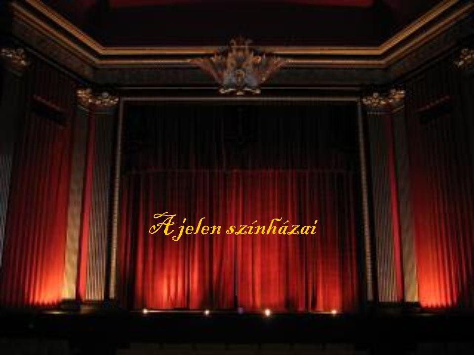 A jelen színházai