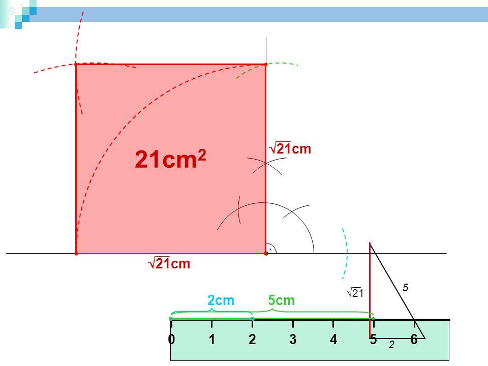 25 4 vagy 21 = a 2 + b 2 c 2 = a 2 + 21 1 2 =1 2 2 =4 3 2 =9 4 2 =16 5 2 =25 6 2 =36 7 2 =49 8 2 =64 9 2 =81 10 2 =100 ___=___+ 21 5 2 = 2 2 + (  21