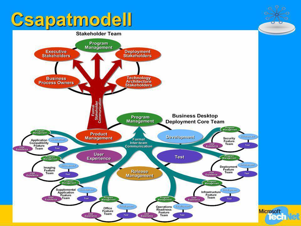 Csapatmodell