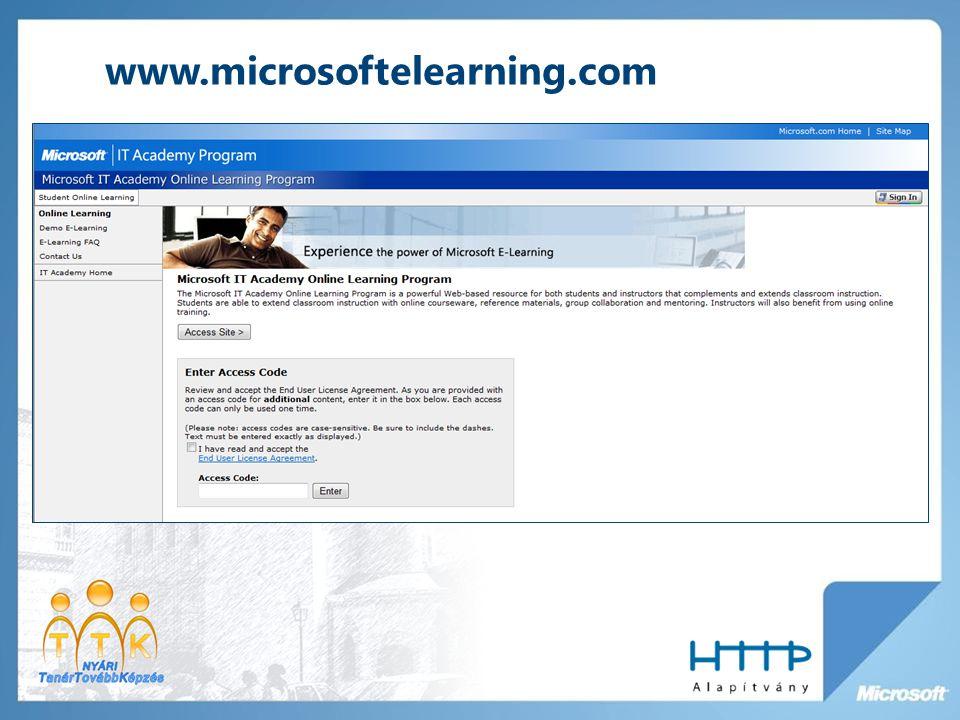 www.microsoftelearning.com