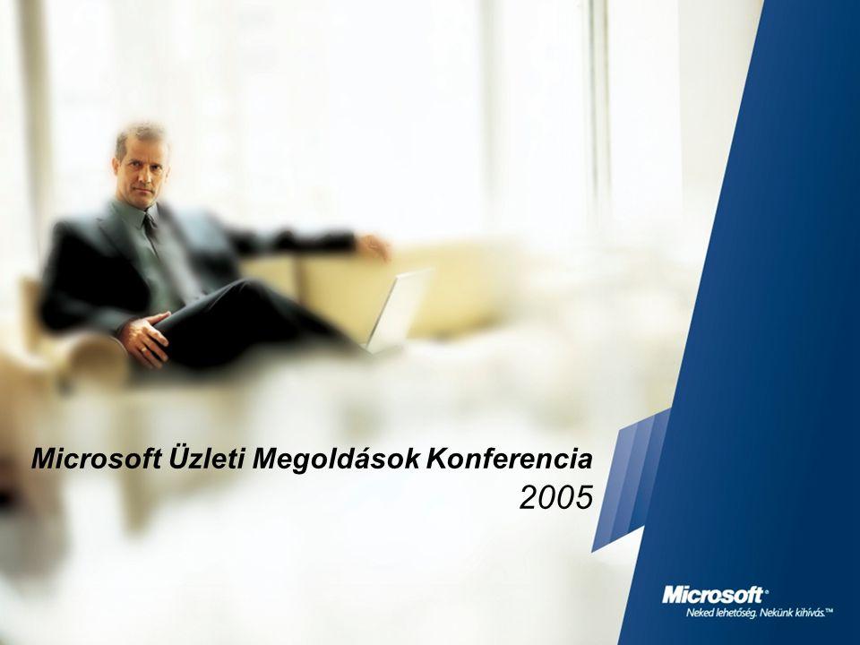 Az ERP jövője – a jövő ERP-je Biber Attila Microsoft Magyarország Kft.
