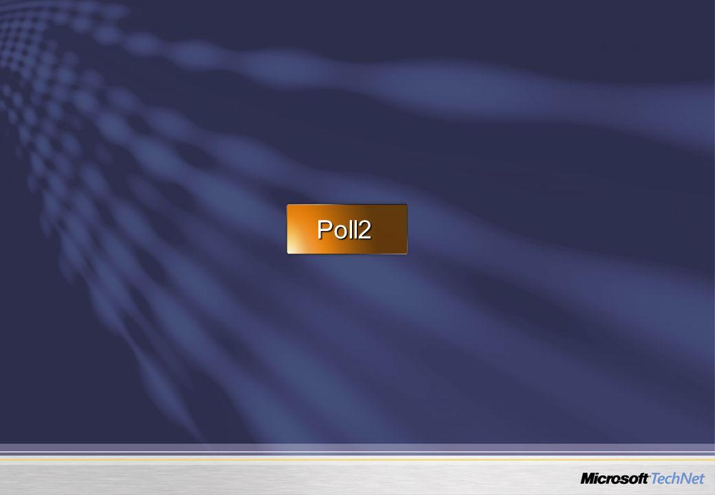 Exchange Intranet Web Server SharePoint Active Directory External Web Server Administrator User ISA 2006 Appliance DMZ Internal Network Internet Erős szerver védelem Teljesen testreszabható űrlapos hitelesítés, mobil kliensek, nem böngésző alk.
