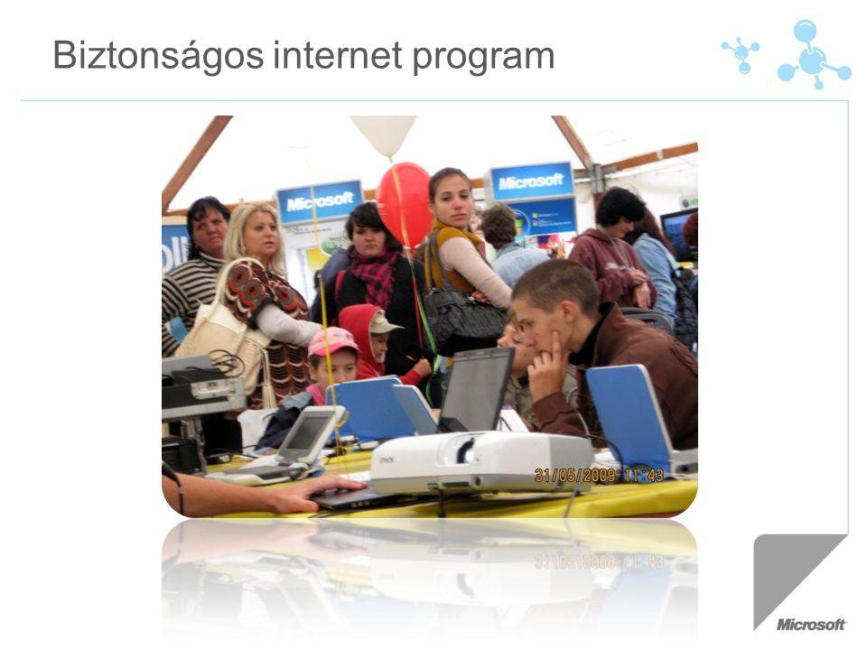Biztonságos internet program