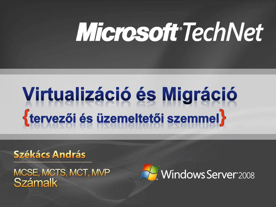 Storage Virtualization Presentation Virtualization Server Virtualization Desktop Virtualization Application Virtualization SYSTEM CENTER