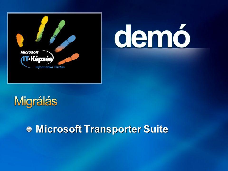 Microsoft Transporter Suite