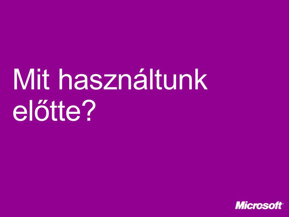 Webszerver Legalább Windows Server 2008, 2.
