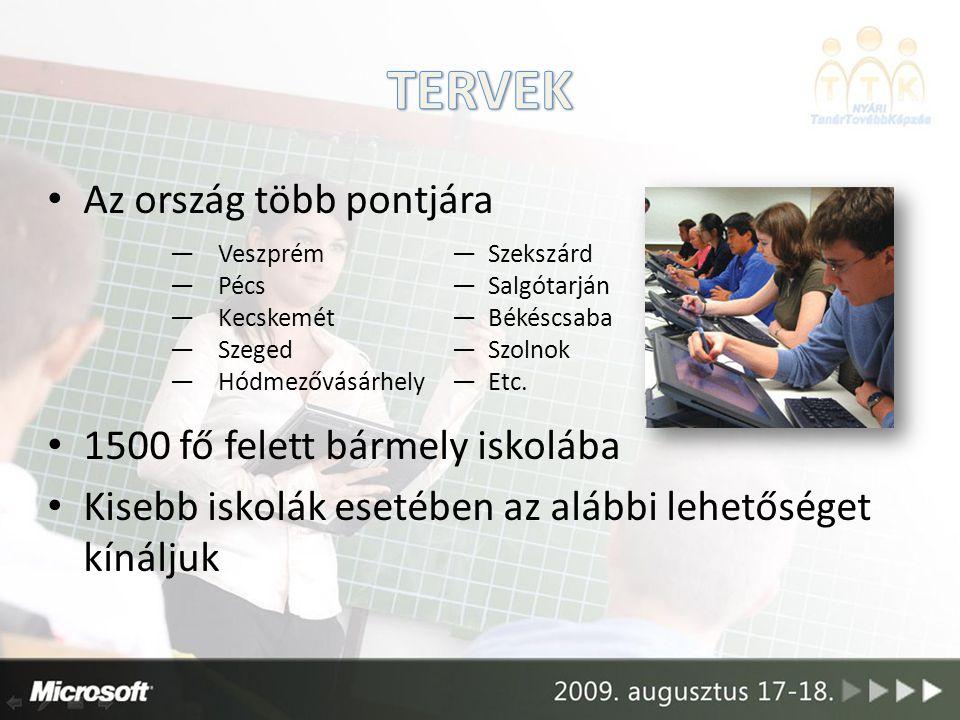 Az ország több pontjára 1500 fő felett bármely iskolába Kisebb iskolák esetében az alábbi lehetőséget kínáljuk —Veszprém —Pécs —Kecskemét —Szeged —Hód