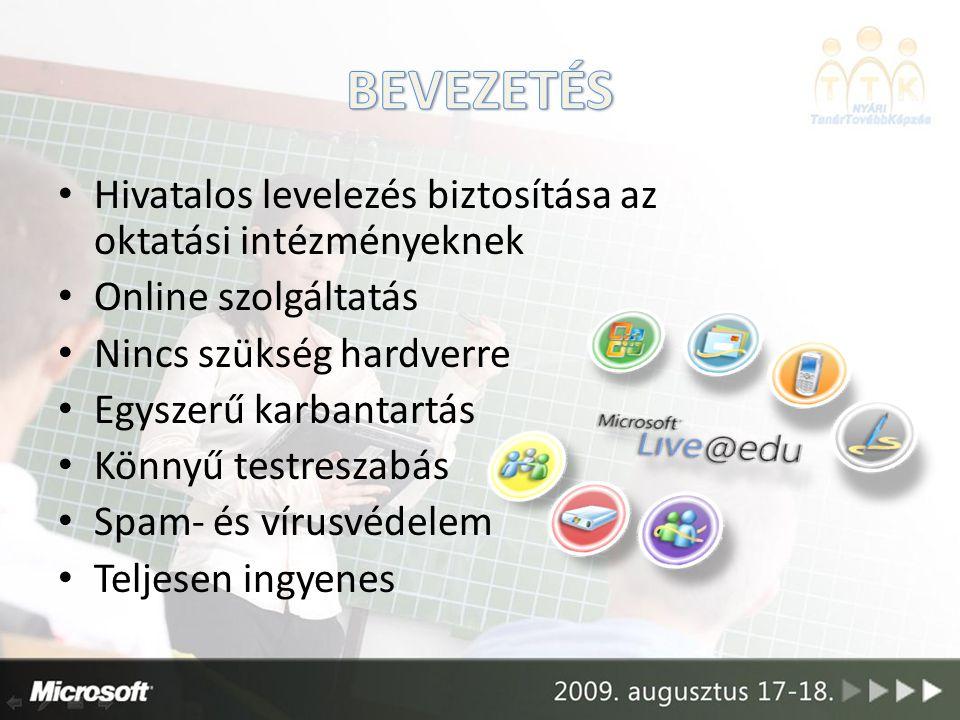 http://www.liveatedu.hu – Információk, dokumentumok, segítségkérés Regisztrációs partnerek – Jedlik Oktatási Stúdió jakaba@jedlik.hu – DevNet Solution Kft.