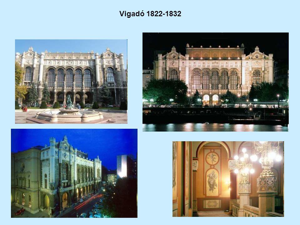 Vigadó 1822-1832