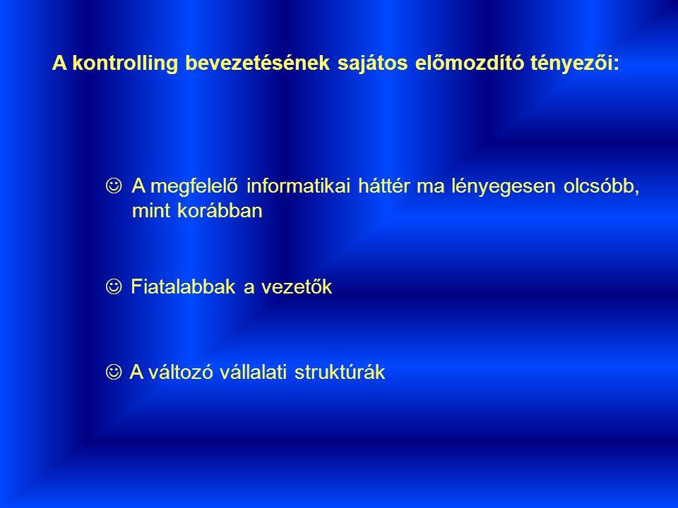 Hasznok (1. csoport – szűkebb értelemben): Transzparencia (a piac áttekinthetősége) megteremtése (közvetett gazdaságosság)  Általános transzparencia
