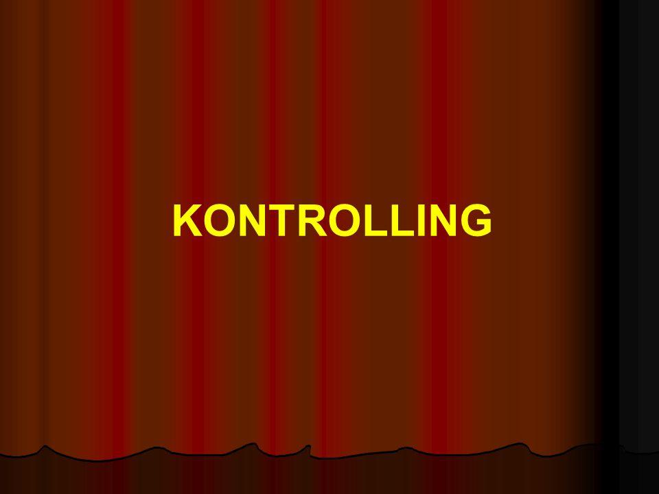 KONTROLLING
