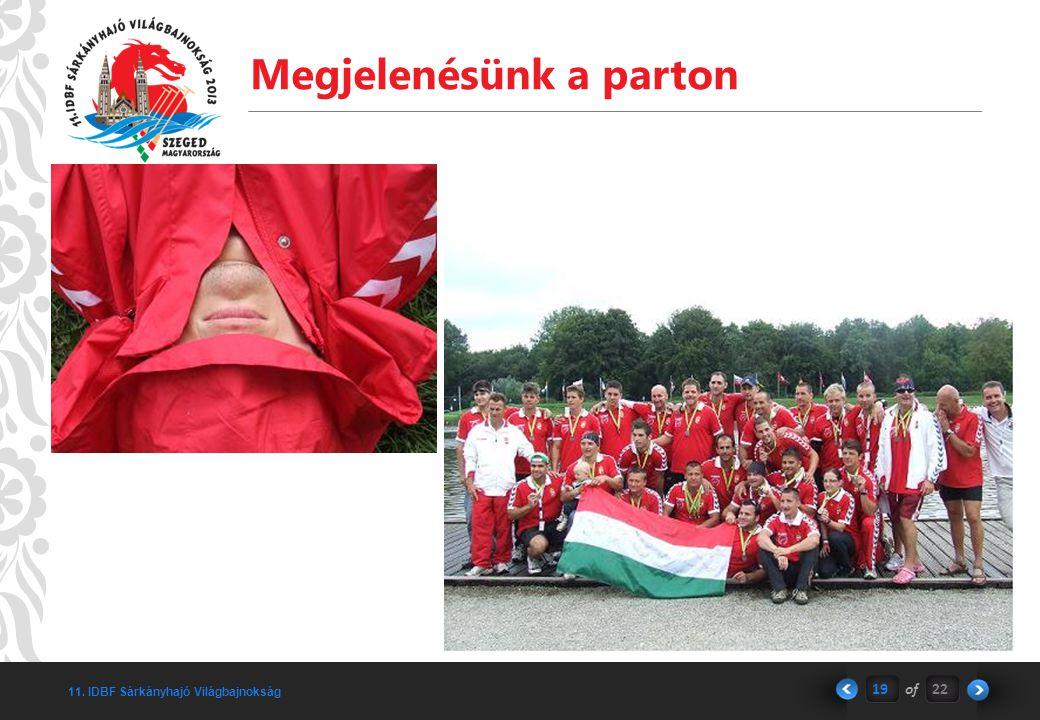 Egységes öltözet: Hummel piros, galléros póló, címerrel, Hungarian Dragon Boat Federation logóval, Hungary felirattal Alkalmak: Megnyitóünnepség Eredményhirdetés Hivatalos szereplés, megjelenés Árak : árajánlat kidolgozás alatt 11.