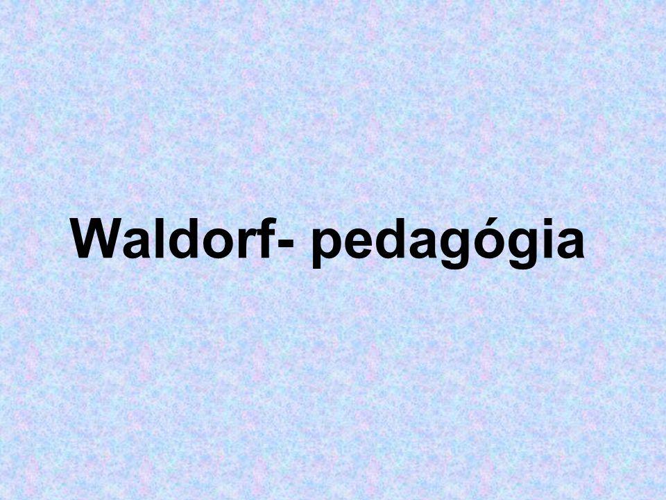 Waldorf- pedagógia