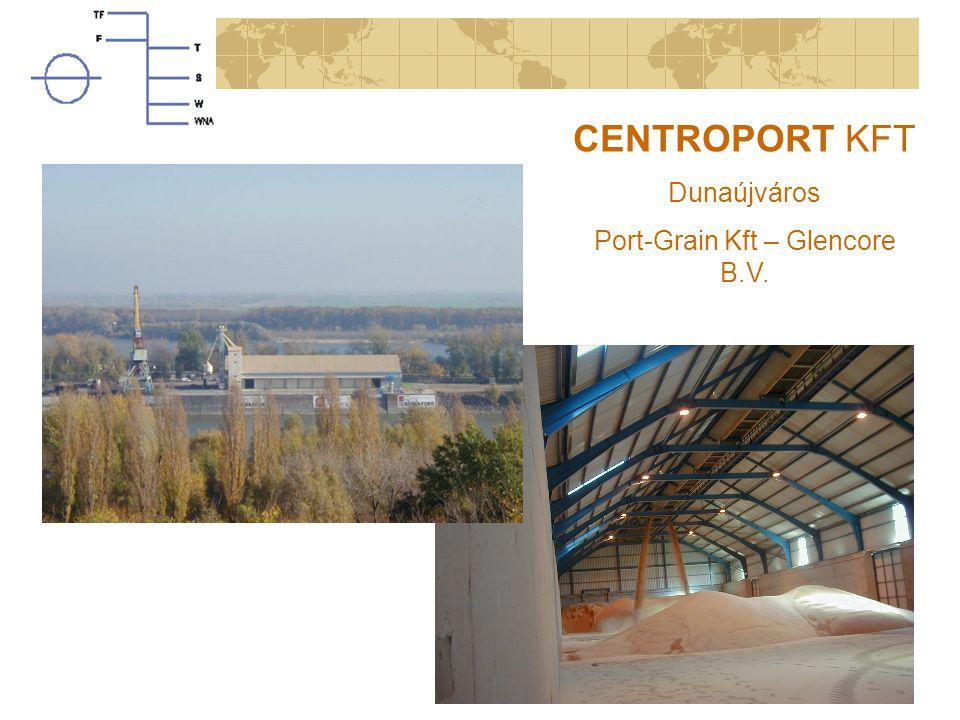 CENTROPORT KFT Dunaújváros Port-Grain Kft – Glencore B.V.