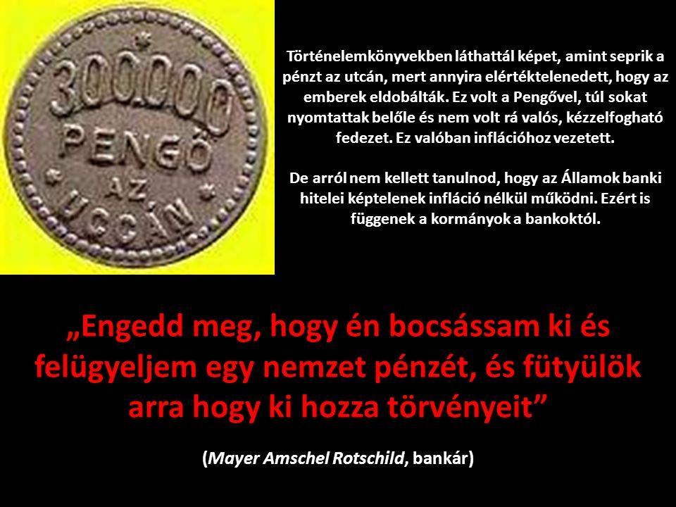 Történelemkönyvekben láthattál képet, amint seprik a pénzt az utcán, mert annyira elértéktelenedett, hogy az emberek eldobálták.