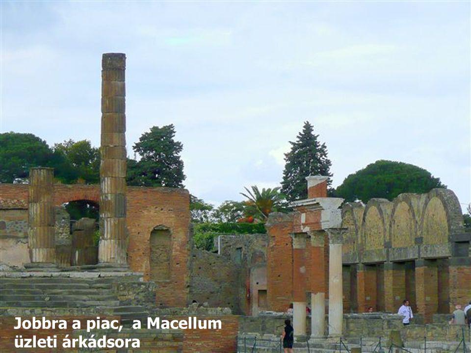 Pompei egyik utcája...és aki a pps-t készítette
