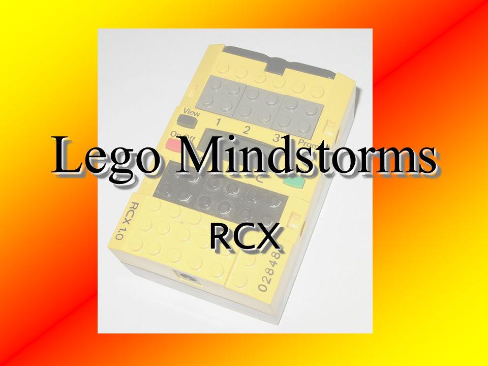 Lego Mindstorms RCXRCX