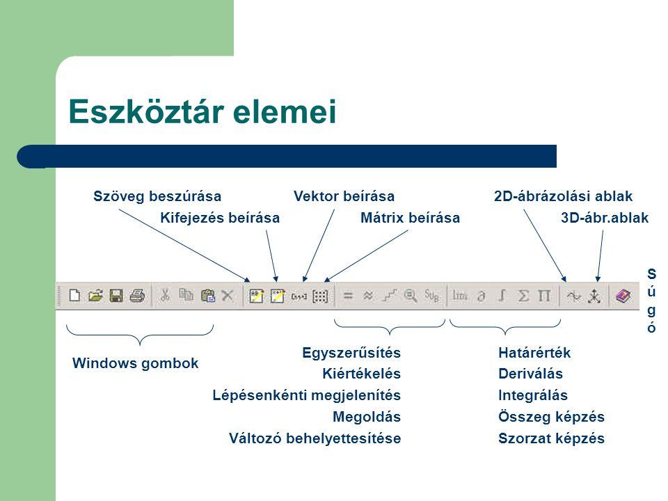 Gauss elimináció redukált lépcsős alak több megoldás esetén az összeset megkapjuk Lépések: 1.