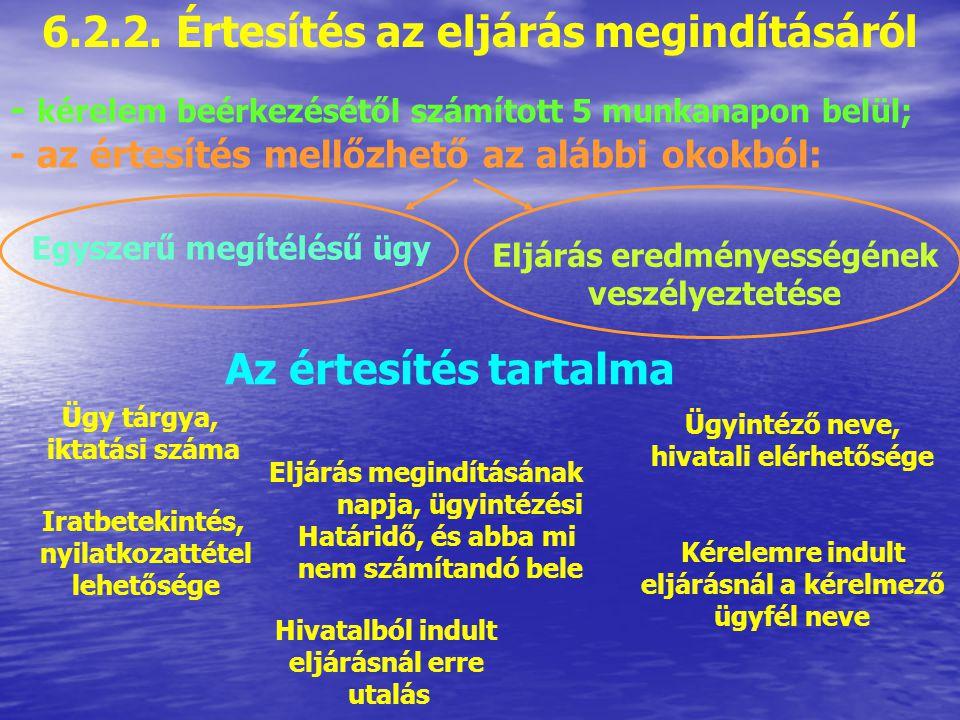 6.2.1. A kérelem Előterjesztés módja: szóban írásban elektronikus úton Benyújtás helye: Hatáskörrel rendelkező illetékes hatóságnál Ügyfél lakcíme Fog