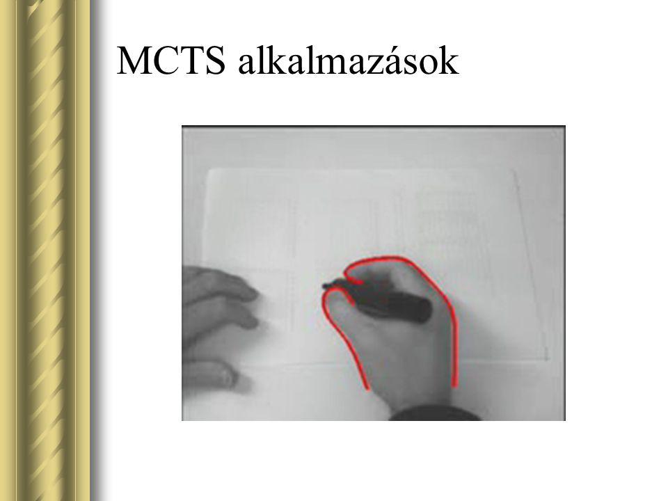 MCTS alkalmazások
