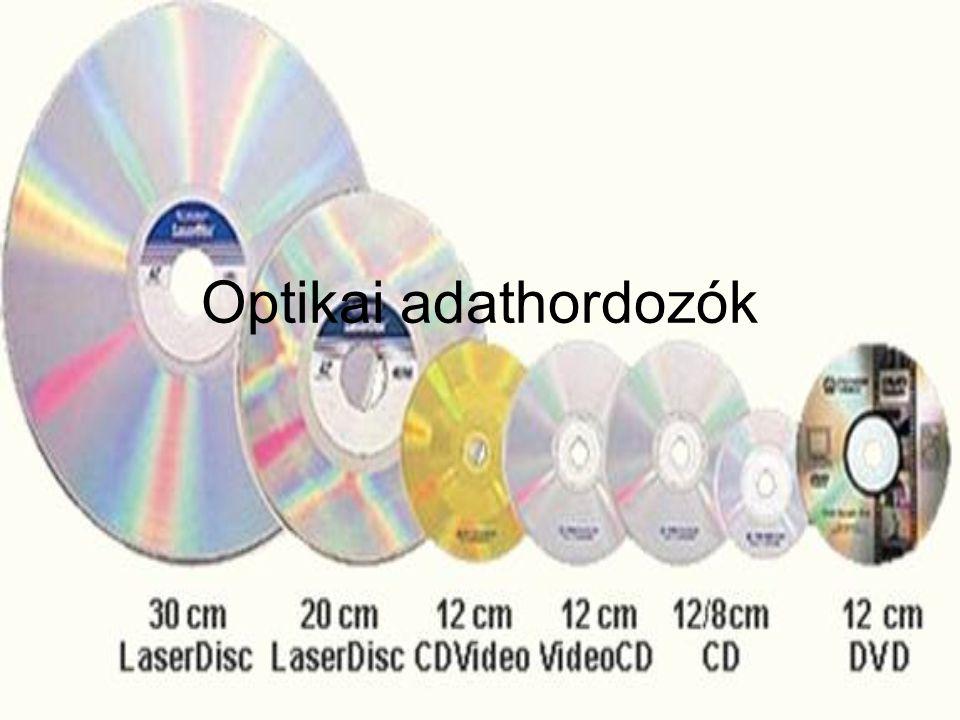 Amiről szólesz - Az adathordozok ugy áltaálban - Az optikai adattárolásról - Az optikai adattárolástörténete - A DVD lemezek - A blu-ray
