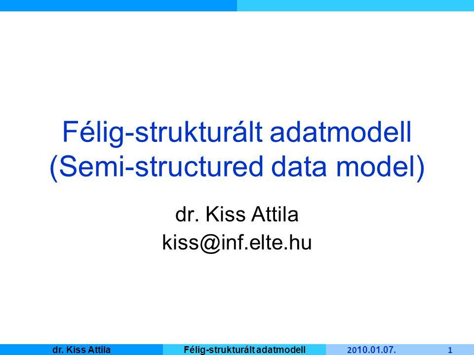 Master Informatique 20 10.01. 07. 22 dr.
