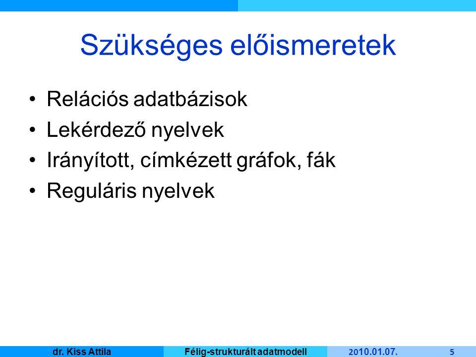 Master Informatique 20 10.01. 07. 26 dr.