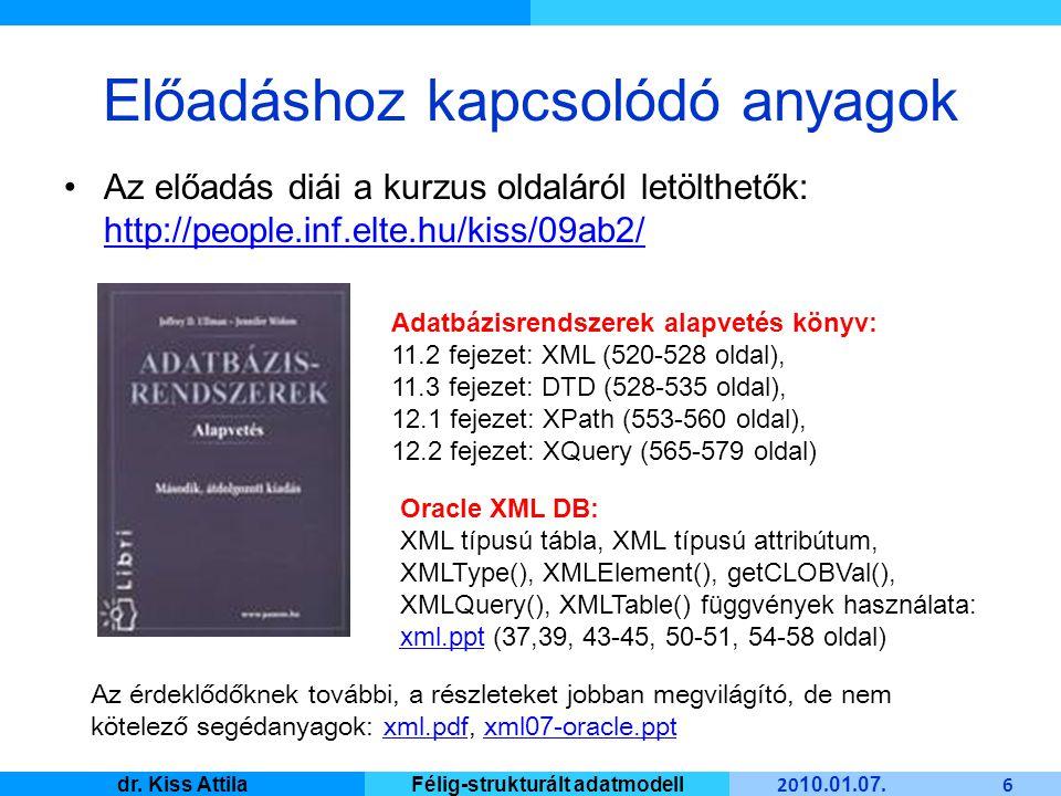Master Informatique 20 10.01. 07. 97 dr.