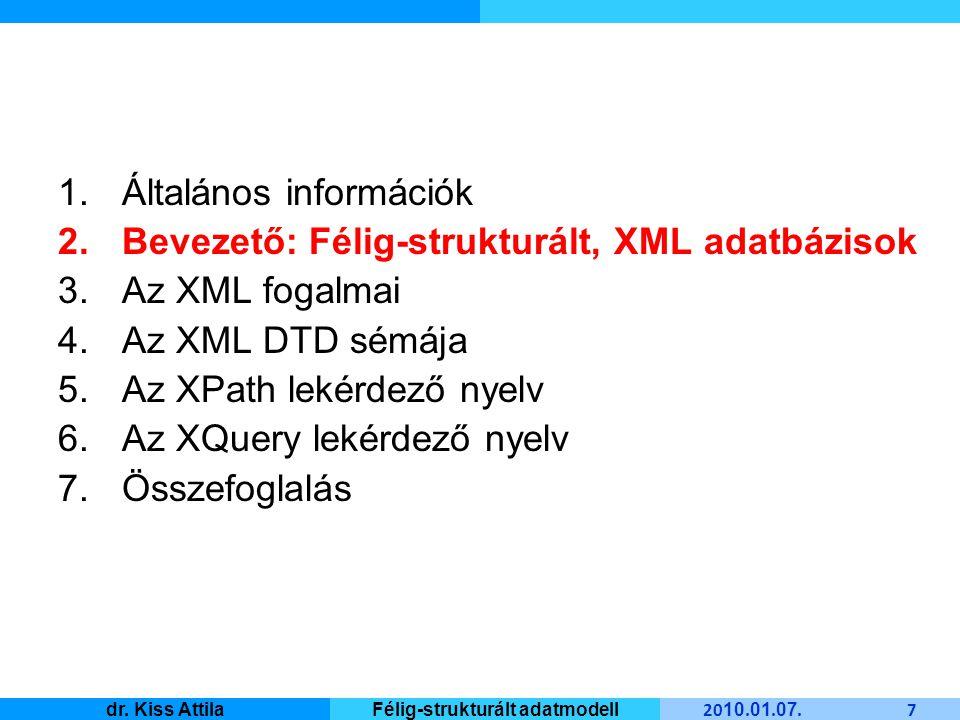 Master Informatique 20 10.01. 07. 98 dr.