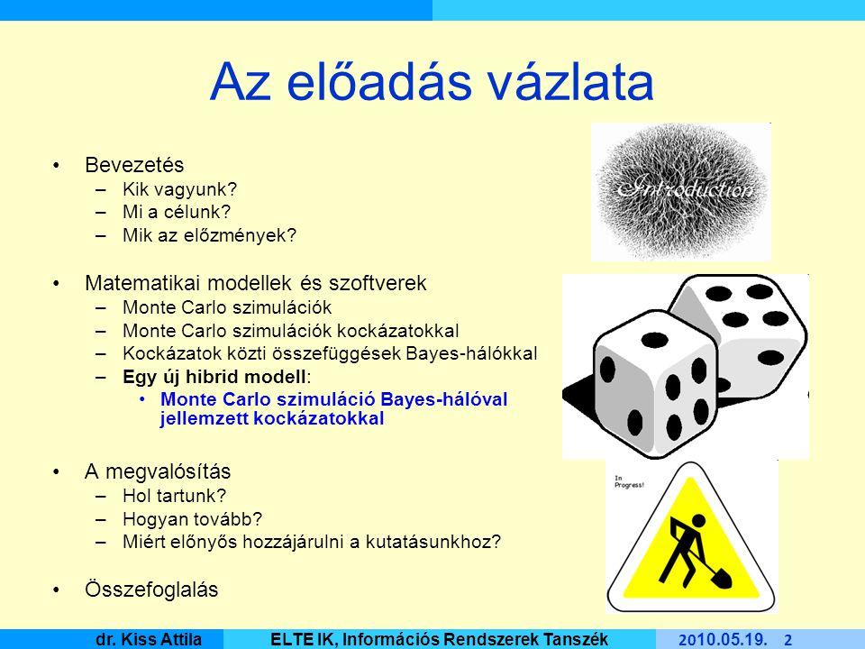 Master Informatique 20 10.05. 19. 13 dr.