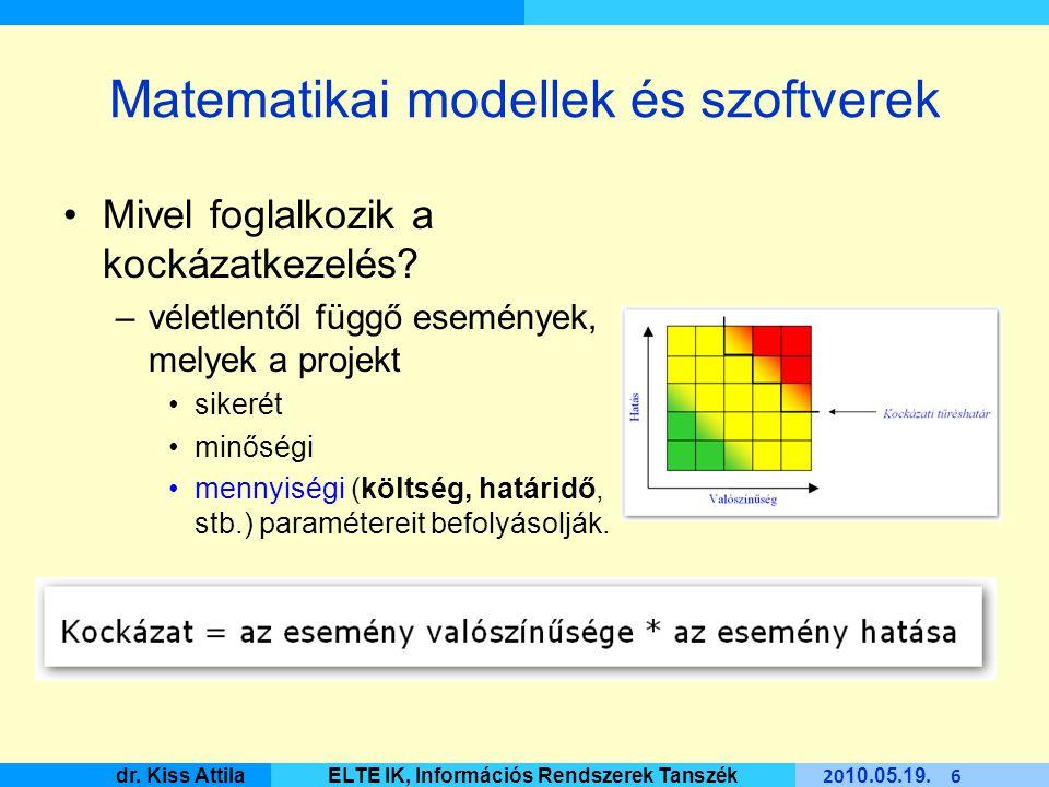 Master Informatique 20 10.05. 19. 7 dr.