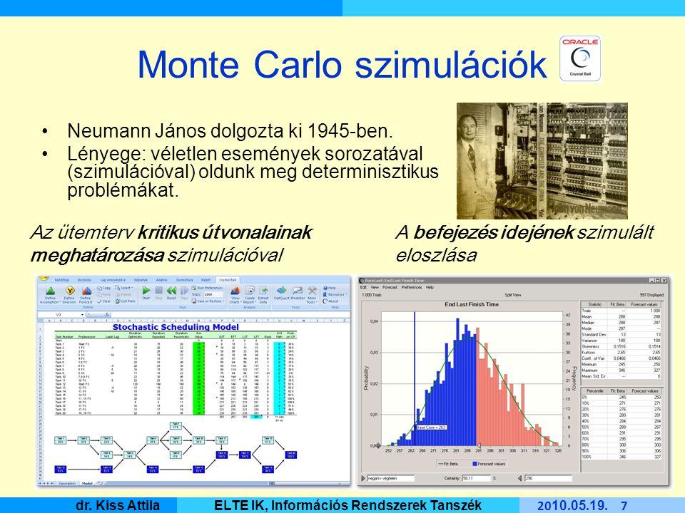 Master Informatique 20 10.05. 19. 8 dr.