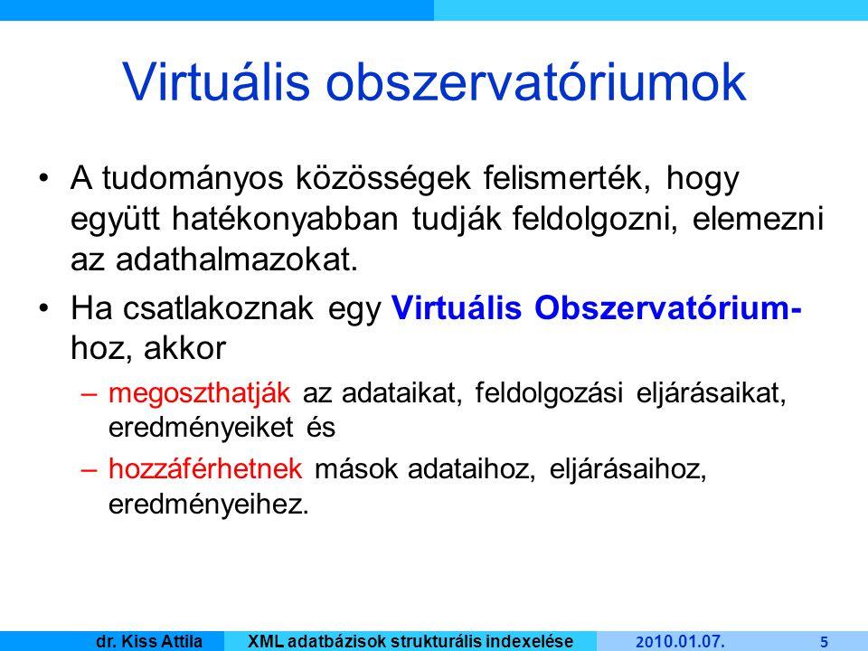 Master Informatique 20 10.01. 07. 16 dr.
