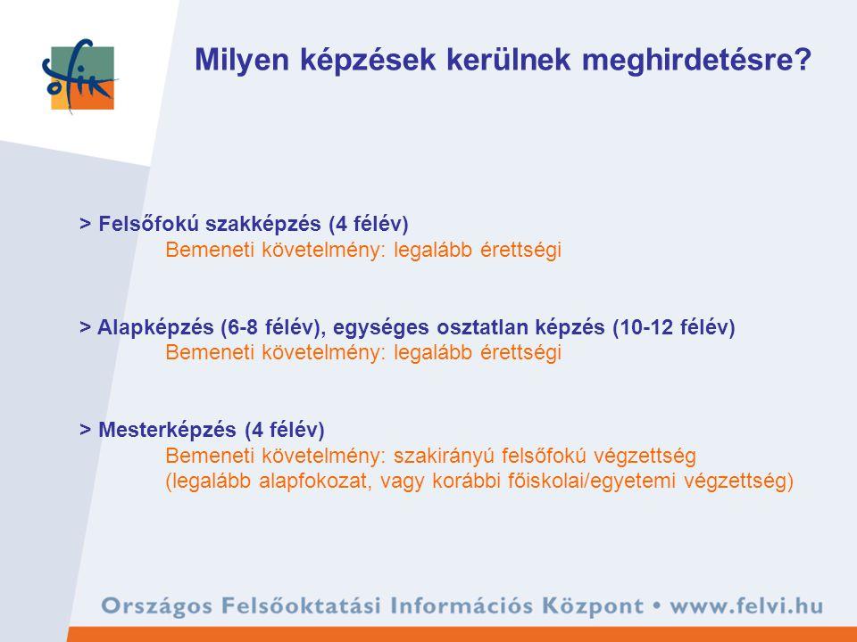 Képzési területek szerinti többletpontok 1.sz. táblázat a Tájékoztatóban .