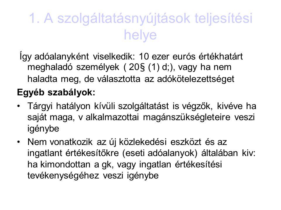 3.Egyéb módosítások 3.