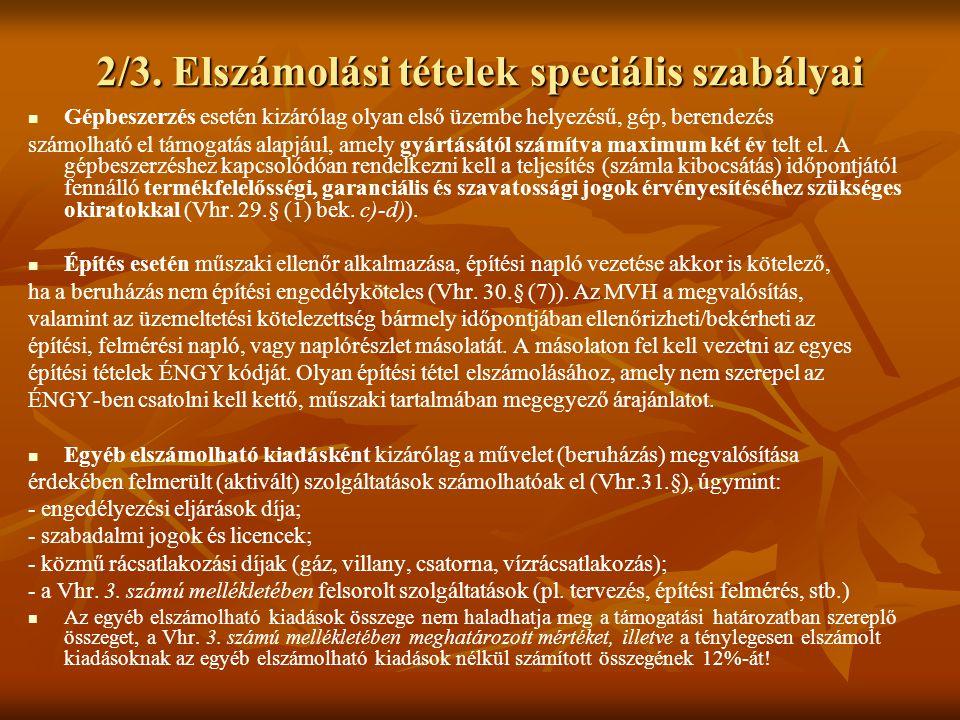 2.3 Penészgombák- toxinok A Bizottság 466/2001/EK rendelete (2001.