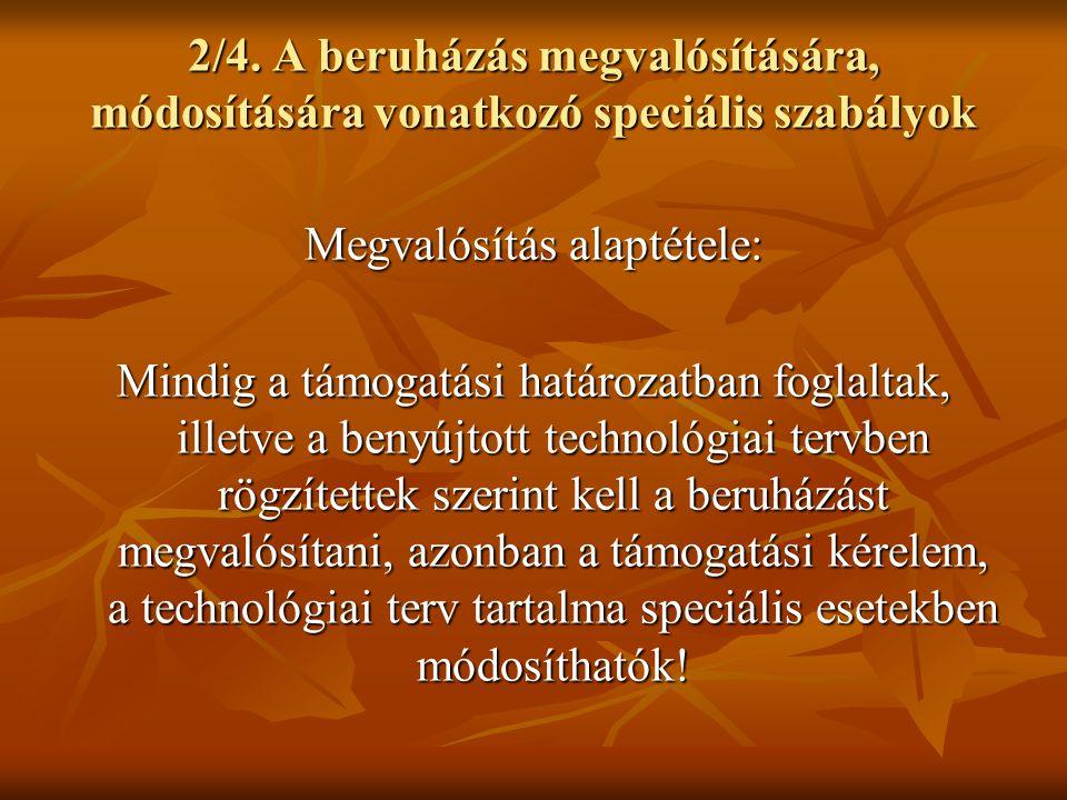 3.VESZTESÉGEK CSÖKKENTÉSE, TERMÉNYVÉDELEM 3.1.
