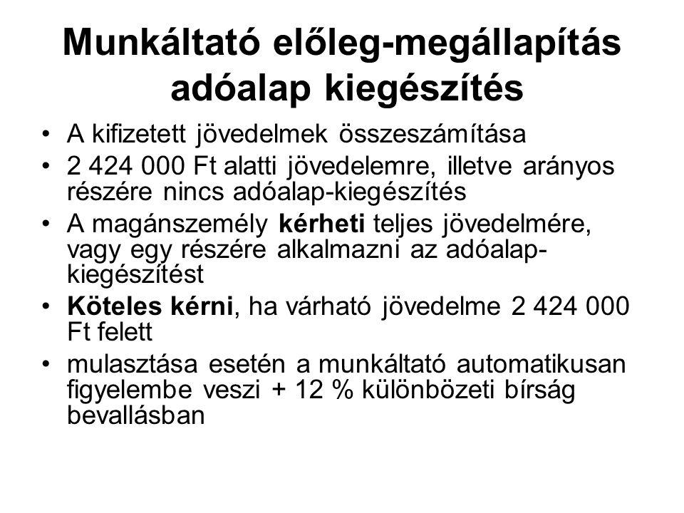 Külföldi kiküldetés Igazolás nélkül levonható napidíjból a –bevétel 30 %-a, de –legfeljebb napi 15 Euró Nemzetközi árufuvarozó és személyszállító 40 euró mentes, ha más költséget nem számol el.
