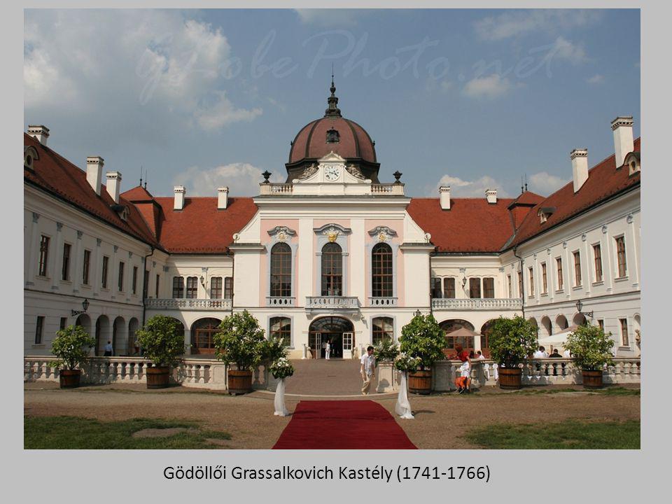 Gödöllői Grassalkovich Kastély (1741-1766)